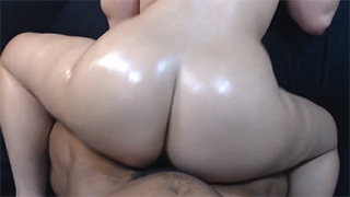 Big Booty Loves Doggystyle Fuck and Cumshot