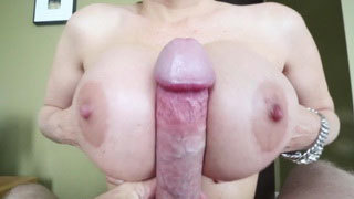 Huge Mature Tits gets Banged